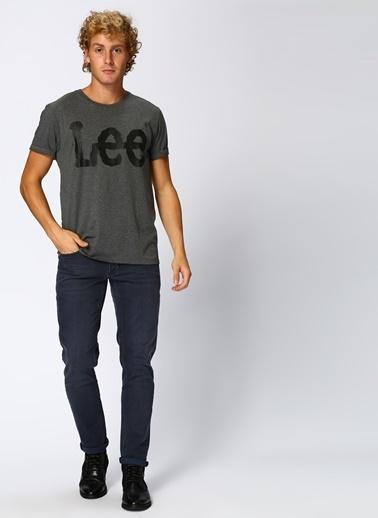 Lee&Wrangler Tişört Gri